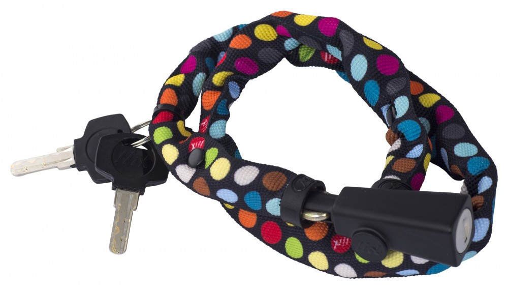 Liix Small Lock 60cm Polka Dots Mix