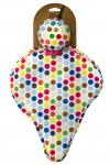 Liix Beauty Set Polka Big Dots Mix White