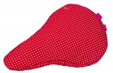 Liix Kids' Saddle Cover Polka Dots Red
