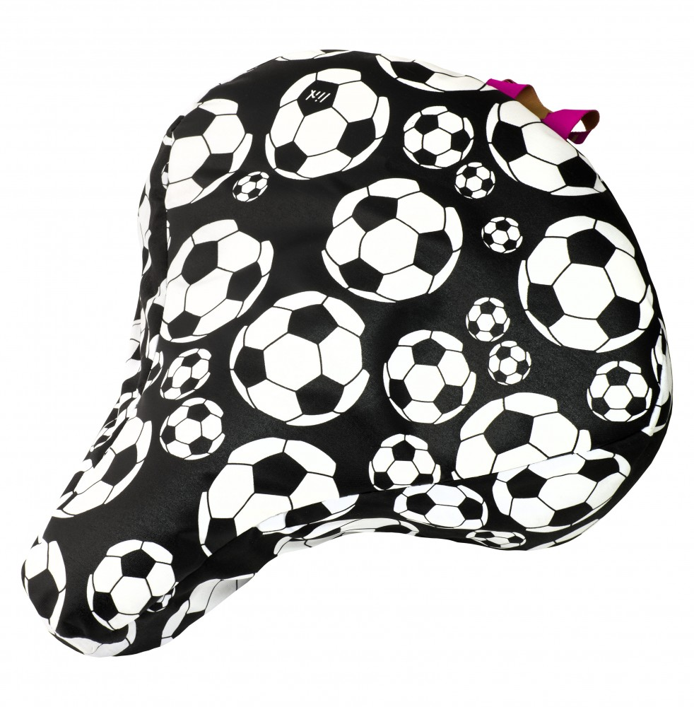 Liix Saddle Cover Soccerball