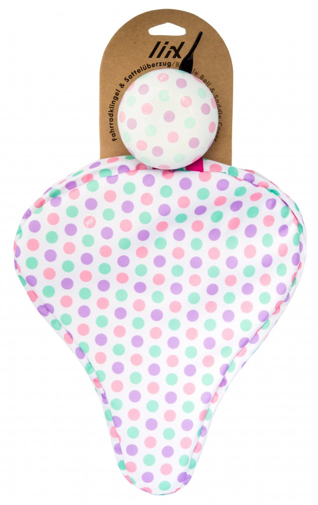 Liix Beauty Set Polka Big Dots Pastel Mix
