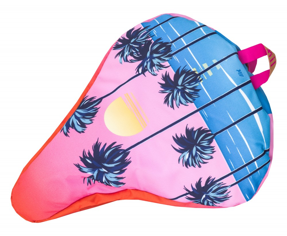Liix Saddle Cover Florida Sunset